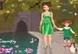 لعبة تلبيس الام وابنتها فلاش 2016