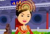 لعبة تلبيس العروس الصينية الرائعة