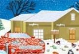 لعبة تنظيف الثلوج في فصل الشتاء اون لاين