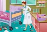 لعبة تنظيف العيادة الجديدة