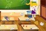 لعبة تنظيف الفصل التعليمى الجديده جدا