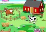 لعبة تنظيف المزرعة الجديدة