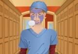 لعبة تنظيف بشرة الدكتورة اون لاين