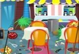 لعبة تنظيف محل البوظة الجديد 2016
