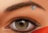 لعبة جراحة عيون سندريلا الجديدة