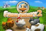 لعبة جنون المزارع 2 الجزء الثاني