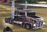 لعبة جنون سائق الشاحنة العملاقة