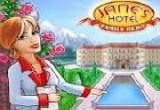 لعبة جين فندق العائلة الحقيقي