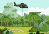 لعبة حرب الادغال بالطائرات الحربية