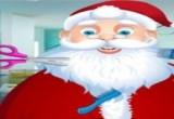 لعبة حلق لحية بابا نويل الجديدة