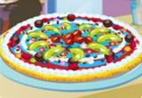 لعبة حلوى البيتزا