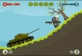 لعبة دبابة الجيش الروسي الحربية