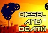 لعبة دراجة الموت النارية الجديدة