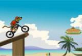 لعبة دراجة سكوبي دو على الشاطئ 2016
