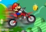 لعبة دراجة سوبر ماريو النارية الحديثة