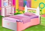 لعبة ديكور غرفه الفتاه الخاصة