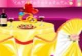 لعبة ديكور صالة الزفاف الجديده