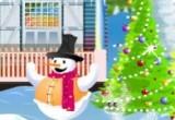لعبة ديكور عيد الميلاد الكبير 2017