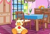 لعبة ديكور غرفة عيد ميلاد الدلوعة