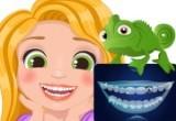 لعبة رابونزيل الأسنان الفاسدة الاصلية