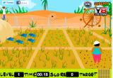 لعبة زراعة الذرة في المزرعة السعيدة