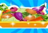 لعبة زرع الخضروات