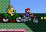 لعبة سباق ماريو وبروز