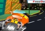 لعبة سباق الدراجات الجنوني الخطير