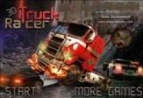 لعبة سباق الشاحنة المجنونة الخطيرة