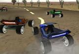 لعبة سباق العربات 3D الحديثة جدا
