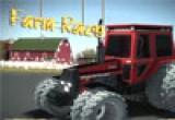 لعبة سباق جرافات المزرعة اون لاين