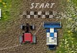 لعبة سباق سيارات الارياف