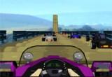 لعبة سباق سيارات الجسر الكبير اون لاين