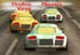 لعبة سباق سيارات الربيع الحصرية