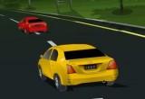 لعبة سباق سيارات المدينة الجديدة