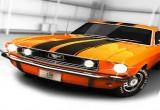لعبة سباق سيارات كلاسيكية