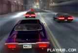 لعبة سباق سيارات منتصف الليل الحقيقية