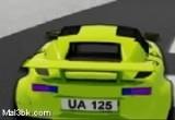 لعبة سباقات سيارات رهبية