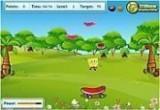 لعبة سبونج بوب المزارع الخطير فلاش