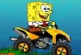 لعبة سبونج بوب و الدراجات النارية