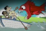 لعبة سمكة القرش المفترسة 7 اون لاين