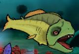لعبة سمكة القرش المفترسة 6 اون لاين