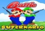 لعبة معركة سوبر ماريو الحصرية