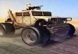 لعبة سيارات الحرب المدرعة
