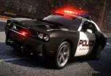 لعبة سيارات الشرطة الموستنغ