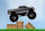 لعبة سيارات القفز العالي الخطيرة