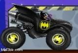 لعبة سيارات باتمان الحديثة 2016