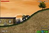 لعبة سيارات جرار هوس