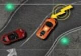 لعبة سيارات سباق الشبكة العنكبوتية
