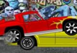 لعبة سيارات سباق الموت الخطيرة
